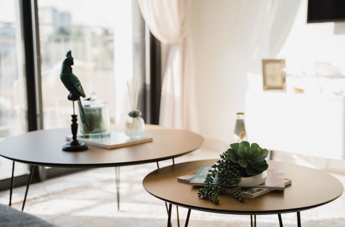 Apartment in Stylish Even Israel II, City Center - 10