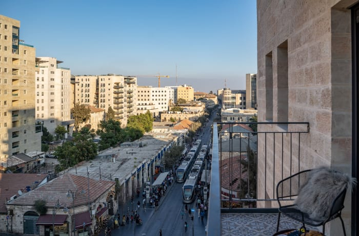 Apartment in Stylish Even Israel II, City Center - 0