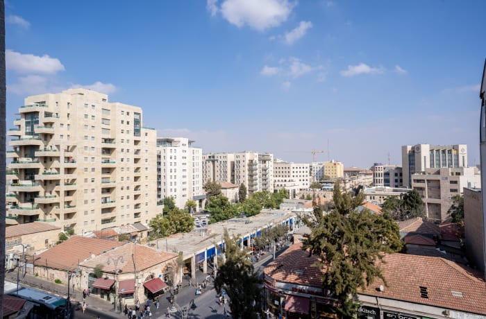 Apartment in Stylish Even Israel II, City Center - 20