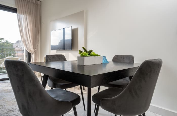 Apartment in Stylish Even Israel V, City Center - 8