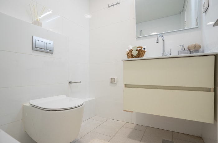 Apartment in Stylish Even Israel V, City Center - 11