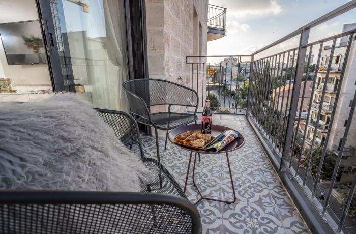 Apartment in Stylish Even Israel VI, City Center - 10