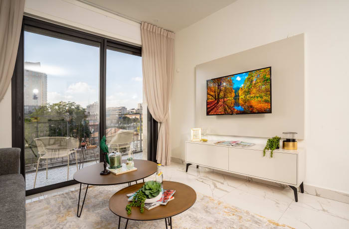 Apartment in Stylish Even Israel VII, City Center - 1