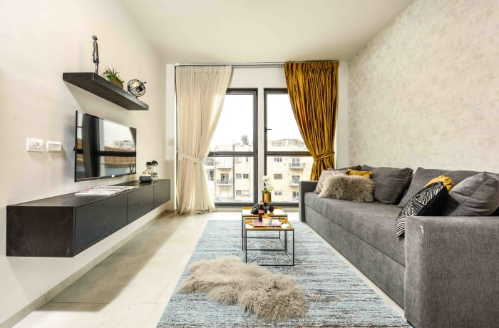 Apartment in Elegant J Tower I, Mahane Yehuda Market - 11