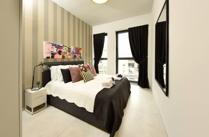 Apartment in Elegant J Tower I, Mahane Yehuda Market - 4