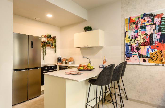 Apartment in Elegant J Tower II, Mahane Yehuda Market - 3
