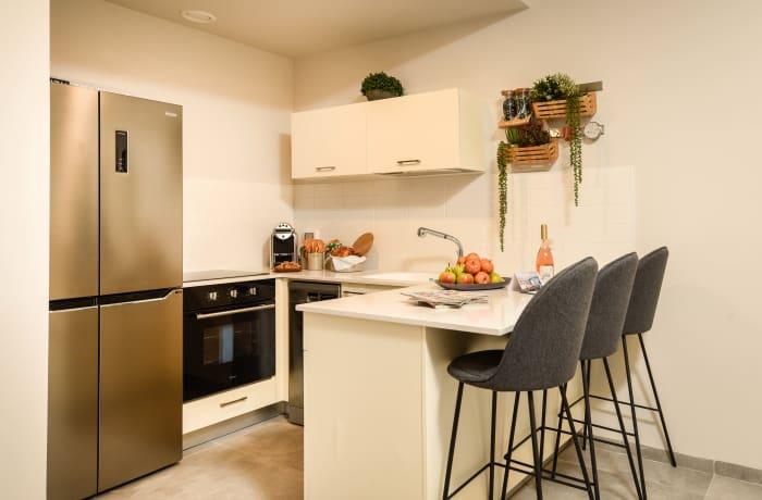 Apartment in Elegant J Tower III, Mahane Yehuda Market - 2