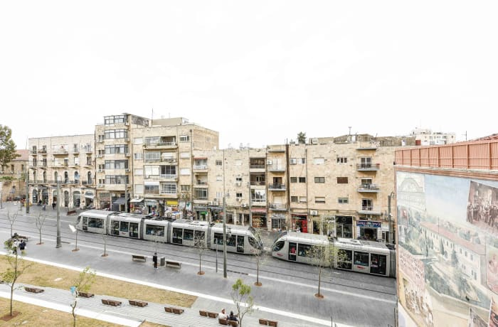 Apartment in Elegant J Tower IV, Mahane Yehuda Market - 5