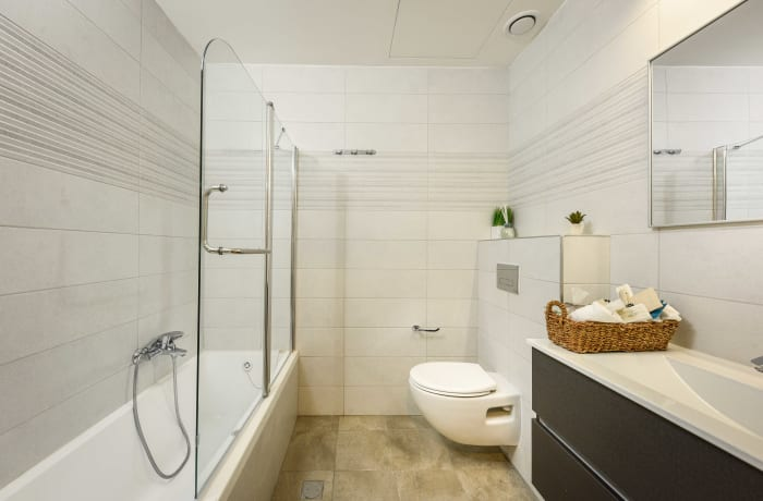 Apartment in Elegant J Tower IV, Mahane Yehuda Market - 8
