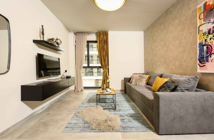 Apartment in Elegant J Tower V, Mahane Yehuda Market - 3