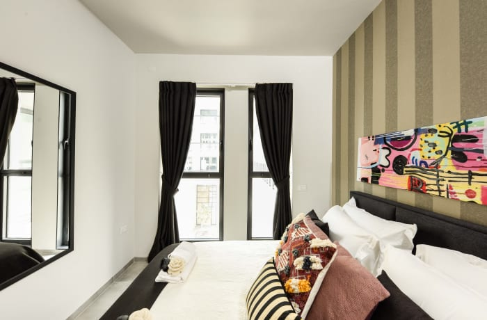 Apartment in Elegant J Tower V, Mahane Yehuda Market - 6