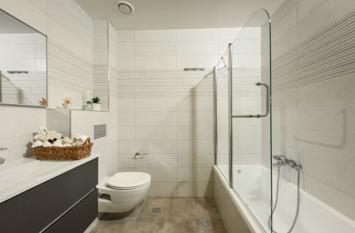 Apartment in Elegant J Tower V, Mahane Yehuda Market - 8