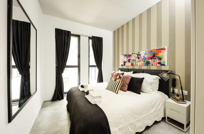 Apartment in Elegant J Tower V, Mahane Yehuda Market - 4