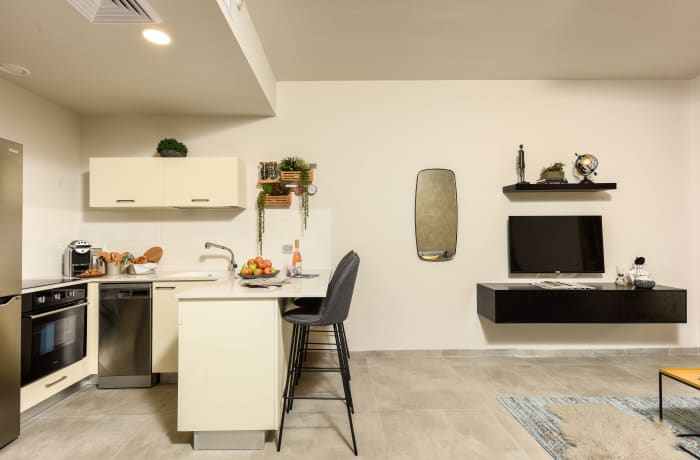 Apartment in Elegant J Tower V, Mahane Yehuda Market - 10