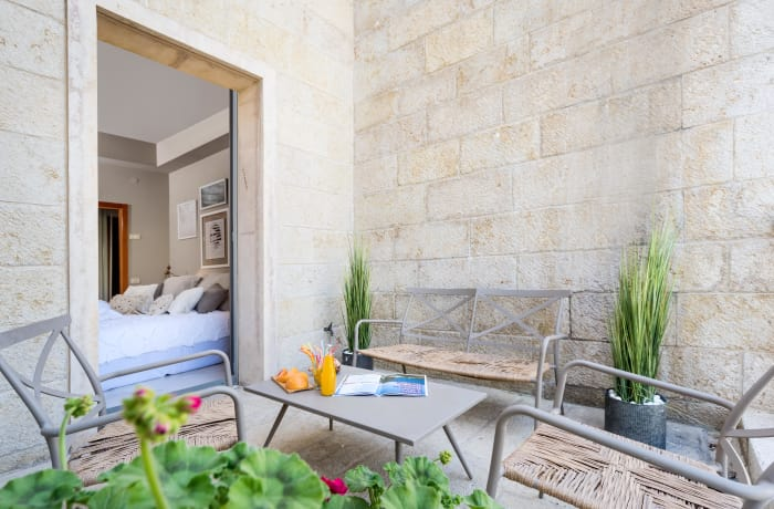 Apartment in Jerusalem Citadel , Mamilla - 21