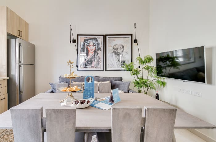 Apartment in King David 22A, Mamilla - 2