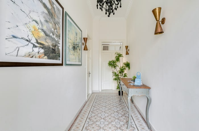 Apartment in King David 22A, Mamilla - 9