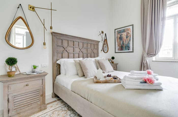 Apartment in King David Pearl 3 bedrooms, Mamilla - 16