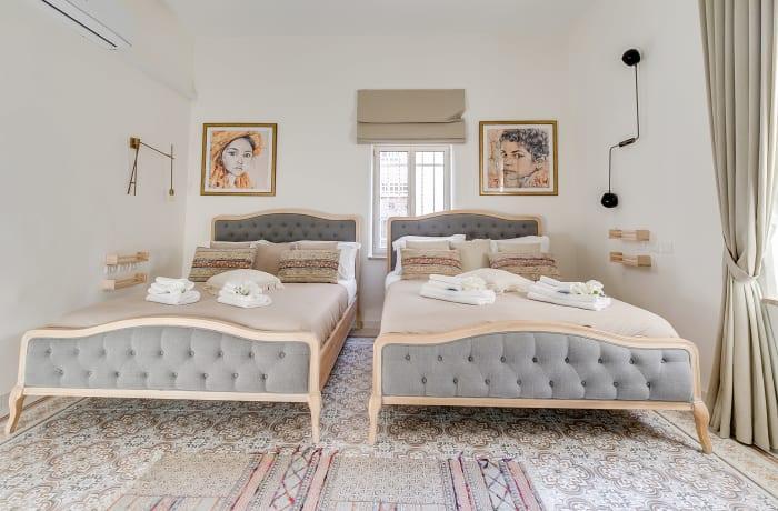 Apartment in King David Pearl 3 bedrooms, Mamilla - 11