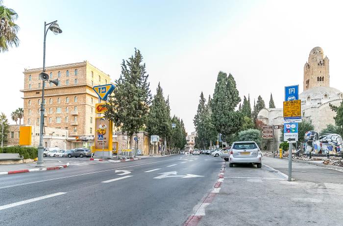 Apartment in King David Pearl 3 bedrooms, Mamilla - 24