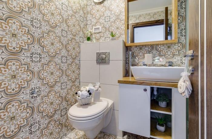 Apartment in King David Pearl 3 bedrooms, Mamilla - 20