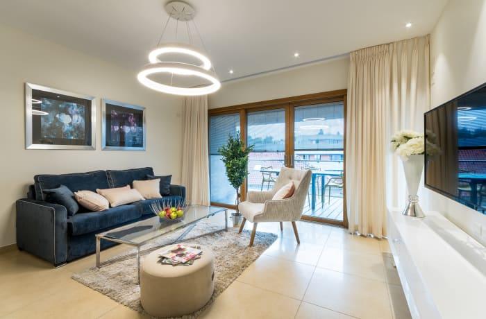 Apartment in King David VII, Mamilla - 1