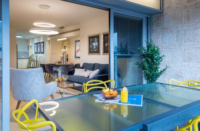 Apartment in King David VII, Mamilla - 15