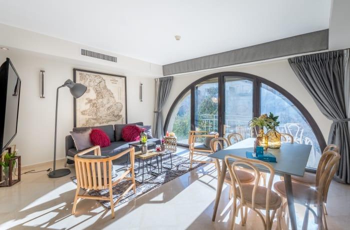 Apartment in Mamilla, Mamilla - 1