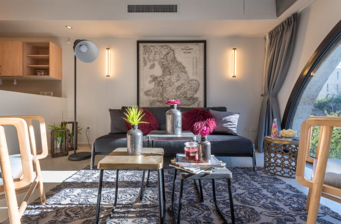 Apartment in Mamilla, Mamilla - 14