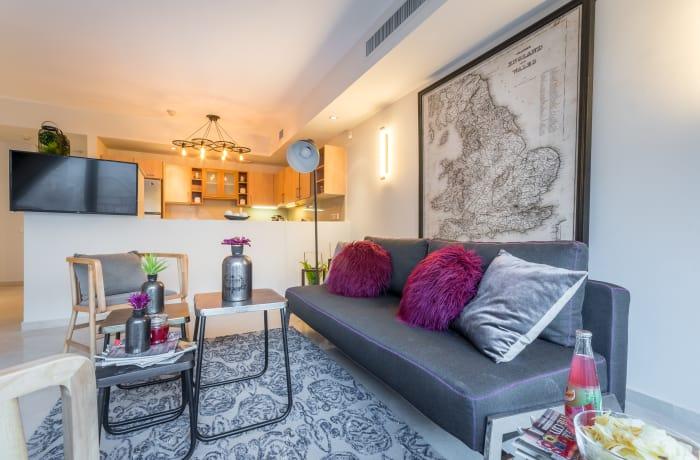 Apartment in Mamilla, Mamilla - 18