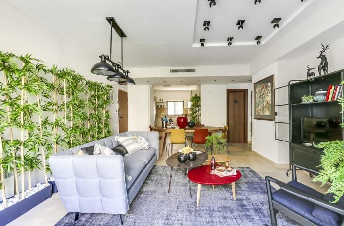 Apartment in Akhad ha-Am, Talbieh- Rechavia - 1