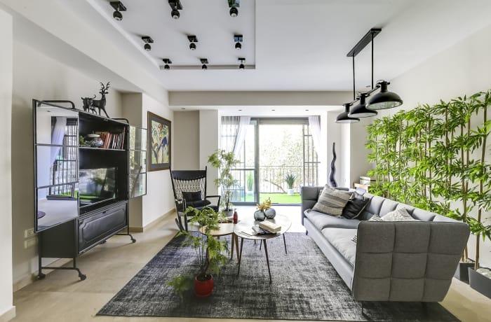 Apartment in Akhad ha-Am, Talbieh- Rechavia - 6
