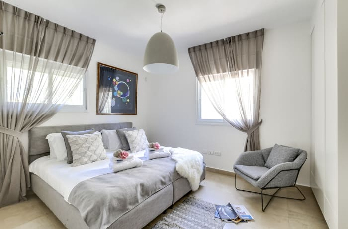 Apartment in Akhad ha-Am, Talbieh- Rechavia - 5