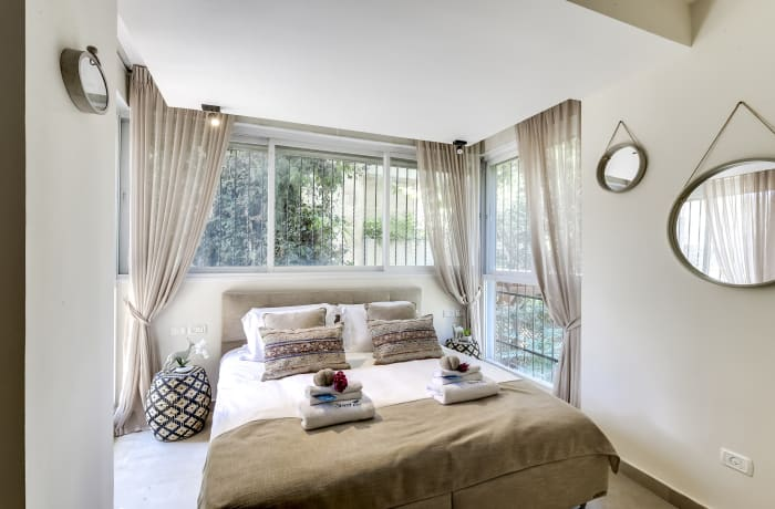 Apartment in Akhad ha-Am, Talbieh- Rechavia - 3