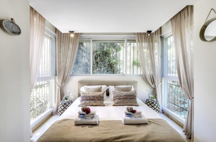 Apartment in Akhad ha-Am, Talbieh- Rechavia - 9