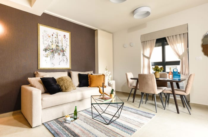 Apartment in Chic Keren Hayesod III, Talbieh- Rechavia - 1