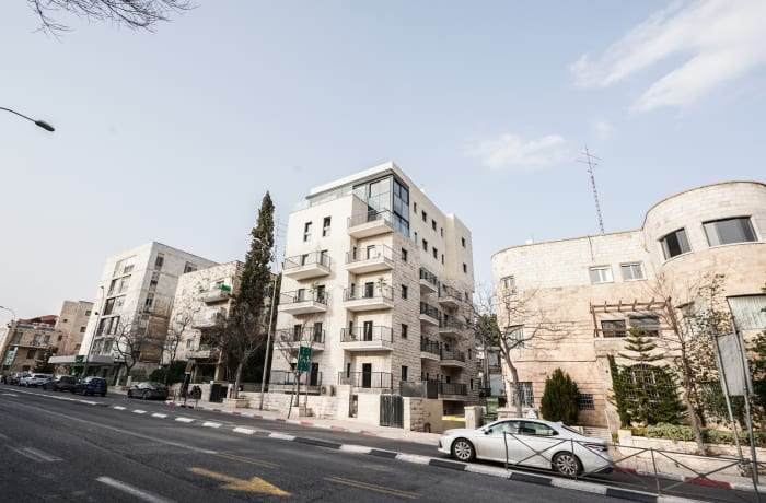 Apartment in Chic Keren Hayesod IV, Talbieh- Rechavia - 19