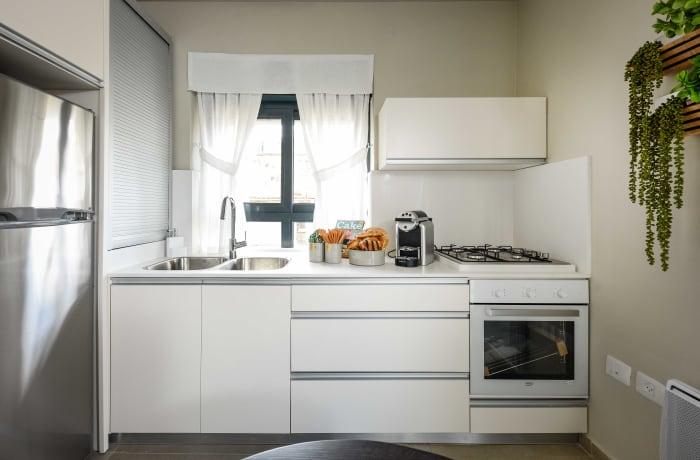 Apartment in Chic Keren Hayesod IX, Talbieh- Rechavia - 12