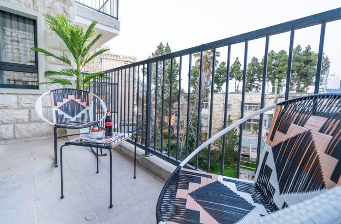 Apartment in Chic Keren Hayesod IX, Talbieh- Rechavia - 3
