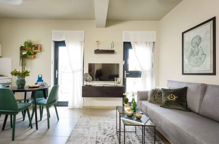 Apartment in Chic Keren Hayesod IX, Talbieh- Rechavia - 2