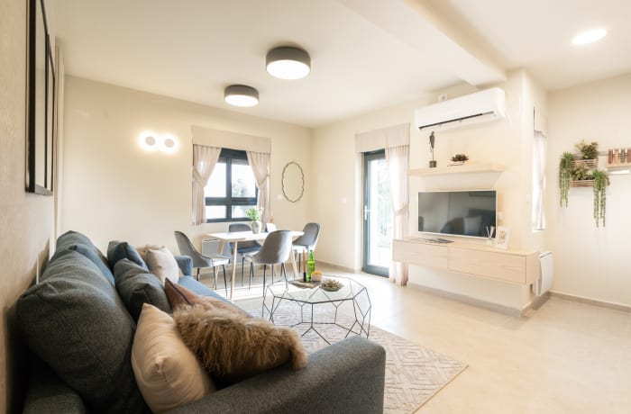 Apartment in Chic Keren Hayesod VII, Talbieh- Rechavia - 2