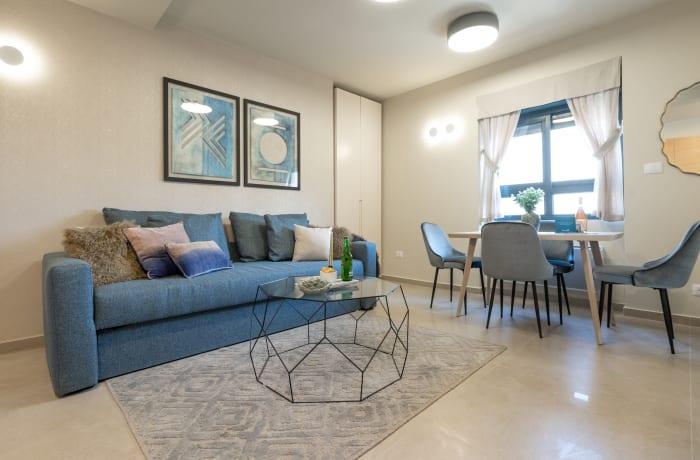 Apartment in Chic Keren Hayesod VII, Talbieh- Rechavia - 1