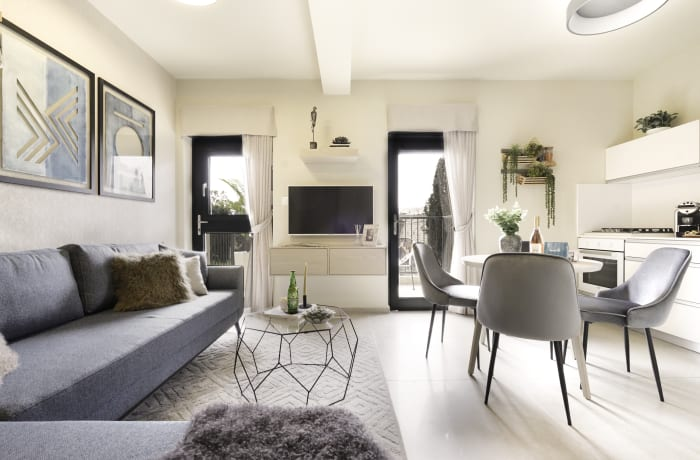 Apartment in Chic Keren Hayesod VIII, Talbieh- Rechavia - 12