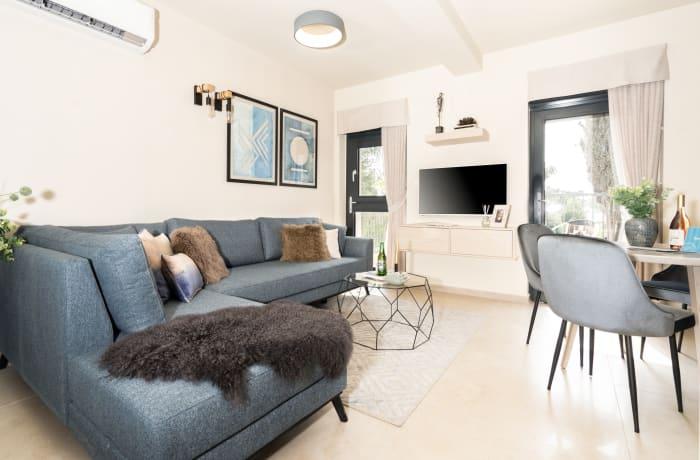 Apartment in Chic Keren Hayesod VIII, Talbieh- Rechavia - 1
