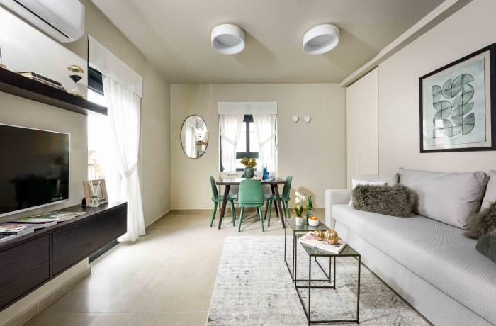 Apartment in Chic Keren Hayesod X, Talbieh- Rechavia - 1