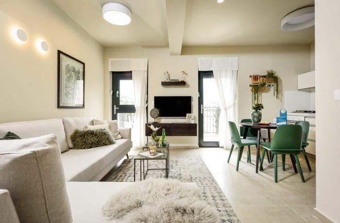 Apartment in Chic Keren Hayesod XII, Talbieh- Rechavia - 9