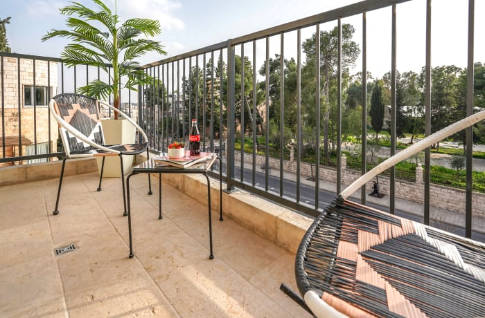 Apartment in Chic Keren Hayesod XII, Talbieh- Rechavia - 3