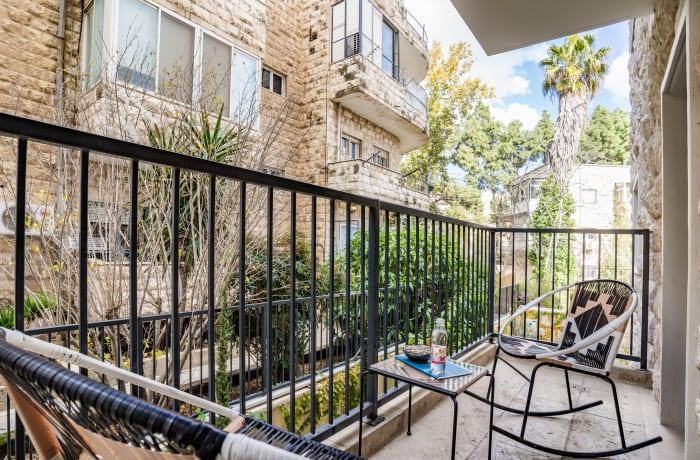 Apartment in Keren Hayesod Deluxe I, Talbieh- Rechavia - 0