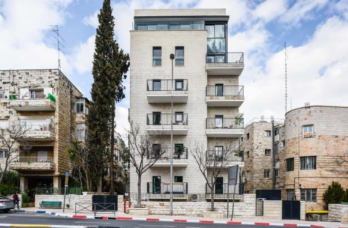 Apartment in Keren Hayesod Deluxe II, Talbieh- Rechavia - 5