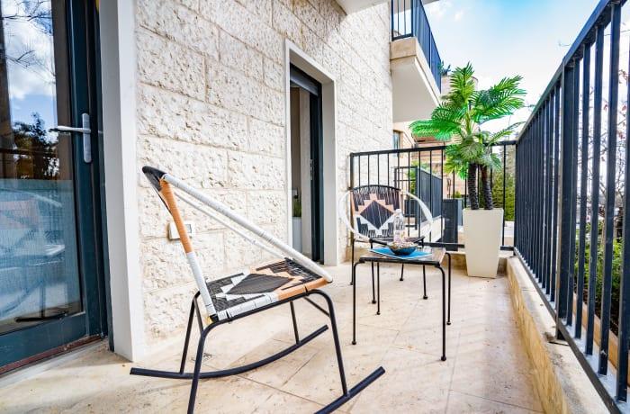 Apartment in Keren Hayesod Deluxe II, Talbieh- Rechavia - 23
